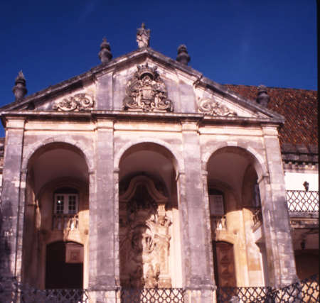 Portuguese cathedral 版權商用圖片 - 14370397