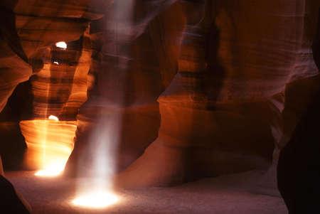 Antelope Canyon Standard-Bild - 14370403