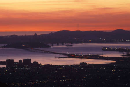 San Francisco Bay Area Bay Bridge photo