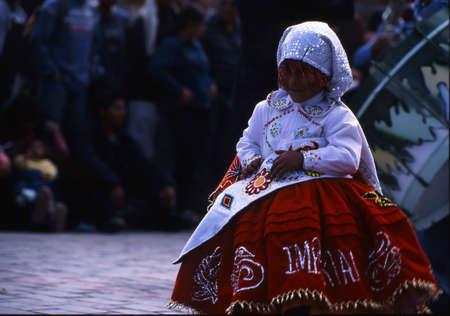 cuzco: Peru Cuzco  Festival Editorial
