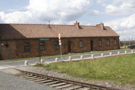 Poland Birkenau concentration camp