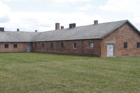 birkenau: Poland Birkenau concentration camp