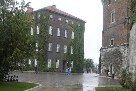 Poland Krakow Stock Photo - 14914845