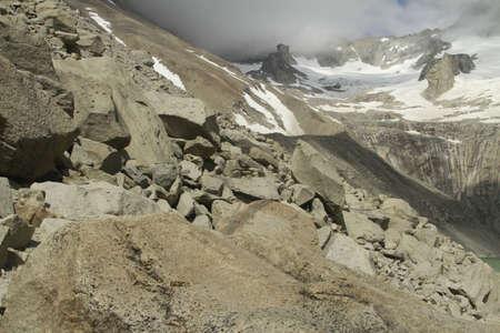 W Trek on Torres Del Paine Park Stock Photo - 17068132