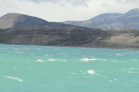 W Trek on Torres Del Paine Park Stock Photo - 17069122