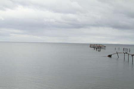 arenas: Punta Arenas Chile