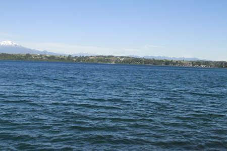 Puerto Varas, Chile Stock Photo - 17406796