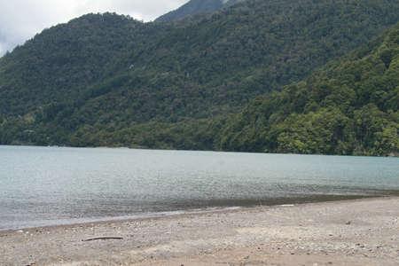 Todos los santos lake Stock Photo - 17563953