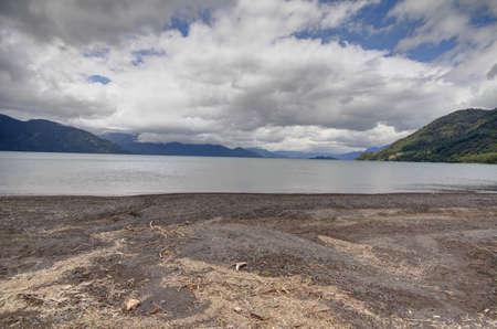 Todos los santos lake Stock Photo - 17563077