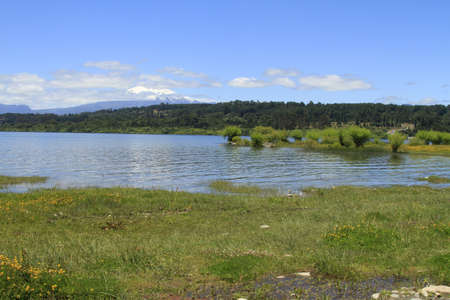 Villarica Chile Stock Photo - 17564197