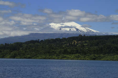 Villarica Chile Stock Photo - 17563081