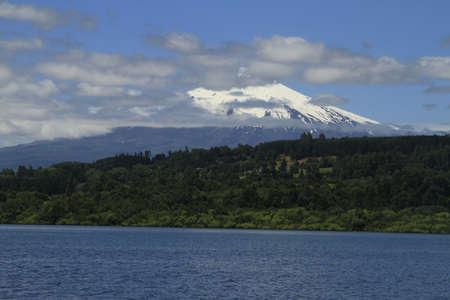 Villarica Chile Stock Photo - 17563081