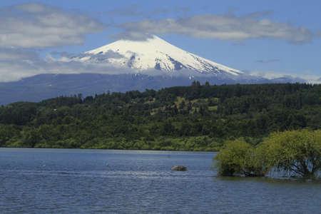 Villarica Chile photo