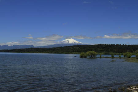 Villarica Chile Stock Photo - 17563137