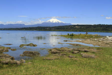 Villarica Chile Stock Photo - 17564189