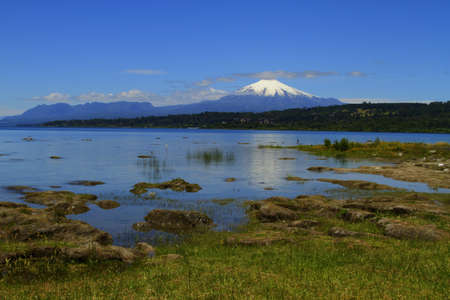 Villarica Chile Stock Photo - 17563056