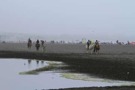 beach front: Pichelumu Beach front Editorial
