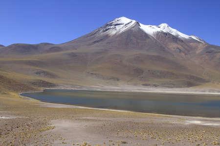 san pedro: Salar de Atacama Stock Photo