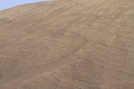Petrogylphs of Atacama Stock Photo