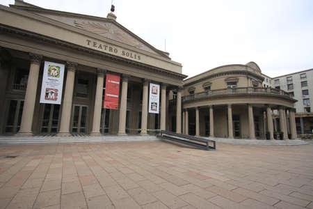 montevideo: Teatro Solis Montevideo Uruguay