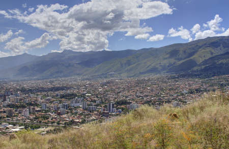 cochabamba: City of Cochamba, Bolivia
