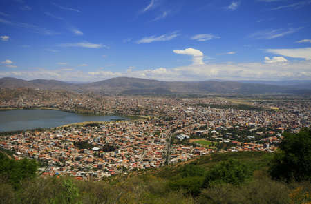 Cochamba 市、ボリビア