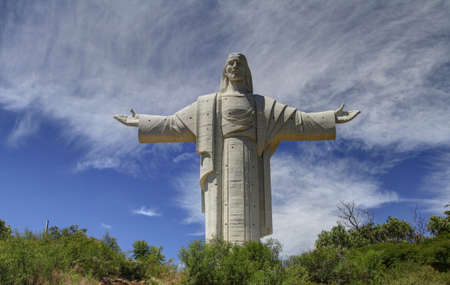 Statue of Jesus,  Cochabamba, Bolivia
