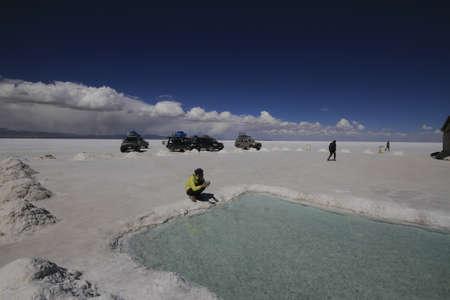 salar: Salar De Uyuni Bolivia