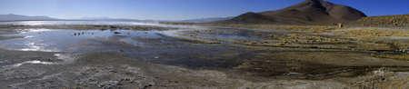 eduardo: Hot Springs, Eduardo Alveroa, Uyuni Bolivia