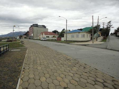 puerto natales: Puerto Natales Chile Editorial