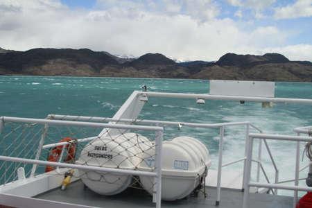 paine: W Trek on Torres Del Paine Park Editorial