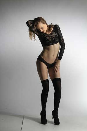 artistic nude: Artistic Nude Stock Photo