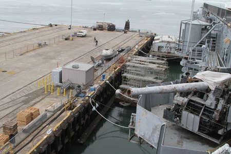 memorabilia: Naval Museum and dock