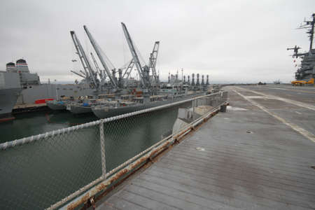 Naval Museum and dock