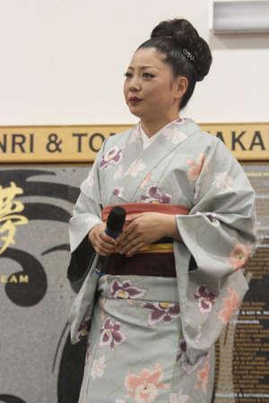 Japanese Singers - Cherry Blossom Festival