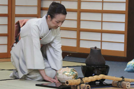 Tea Ceremony - Cherry Blossom Festival