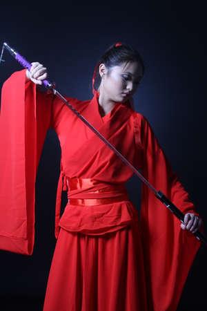 sabre: Asian  Warrior princess