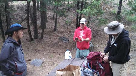 Exploring backcountry of california - desolation wilderness, summer 2015 Editorial
