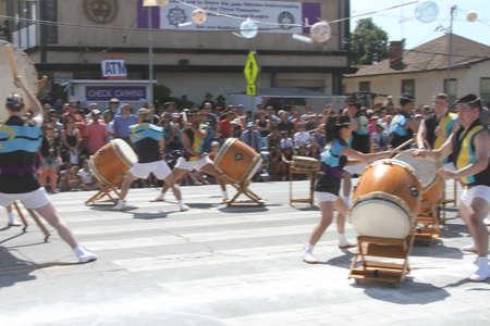 jose: San Jose Obon Festival, Summer 2015, Downtown San Jose