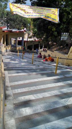 Tapkeshwar-tempel; Dehradun; Indië