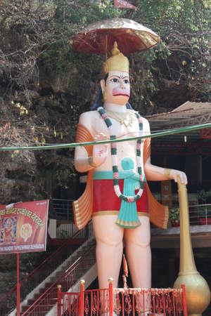 Tapkeshwar Temple; Dehradun; India Stok Fotoğraf