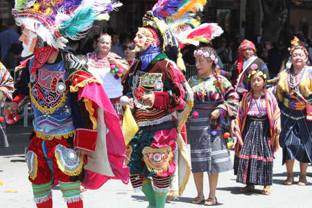 San Francisco Carnaval, May 2016, California USA, Parade in the mission district of San Francisco Editorial