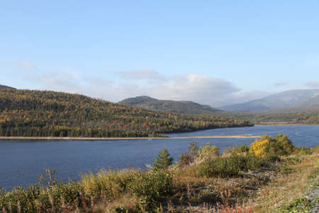 View of Gros Morne National park
