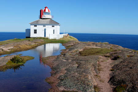 View of cape spear