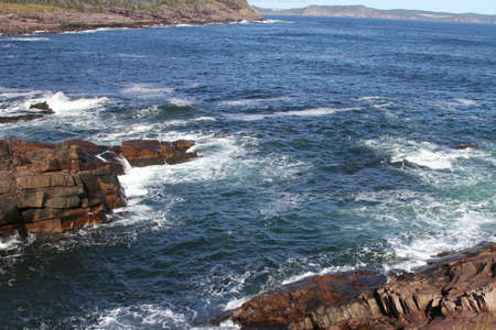 spear: View of cape spear