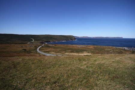 newfoundland: View of cape spear