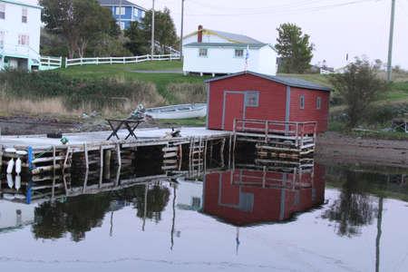 newfoundland: View of Trinity, Newfoundland,Canada
