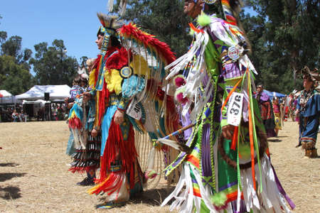 5132013: Stanford, California: Pow wow, Native American gathering and tribal dances