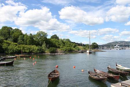 시티 오브 오슬로, 노르웨이의 전망