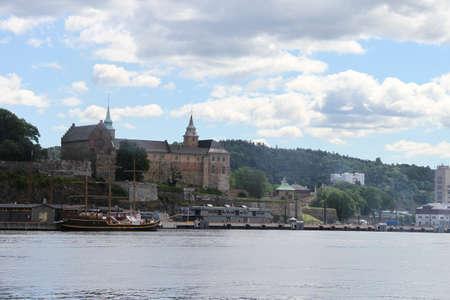 752017 : 오슬로, 노르웨이, 오슬로시, 노르웨이의 전망